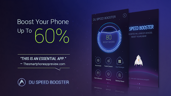 DU Speed Booster & Cleaner Screenshot 22