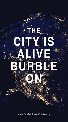 버블시티- 도시를 낙서하라. 위치기반 익명 SNS