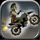 Zombie Rider - Stunt Bike