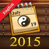 FengShui Calendar Pro 2015