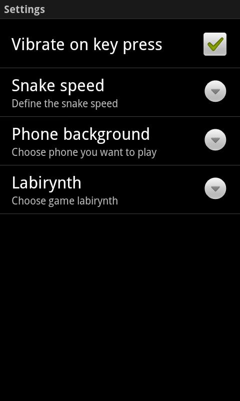 Classic Snake 2 Android
