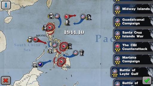 Glory of Generals :Pacific HD 1.3.4 screenshots 9