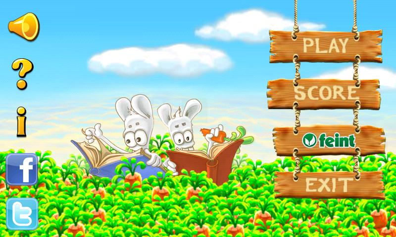 Clever Rabbits (Free) - screenshot
