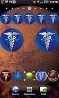 Screenshot of RN Symbol doo-dad blue