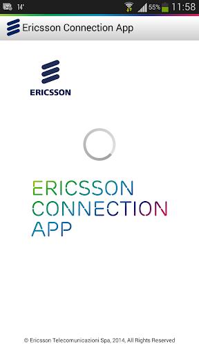 Ericsson Connection App