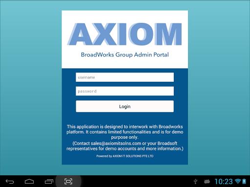 Group Admin