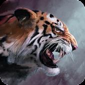 Tigers HD Live Wallpaper
