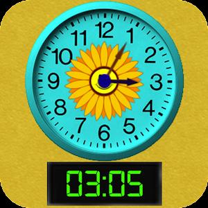 Clock Time Reading for Kids 教育 App LOGO-APP試玩