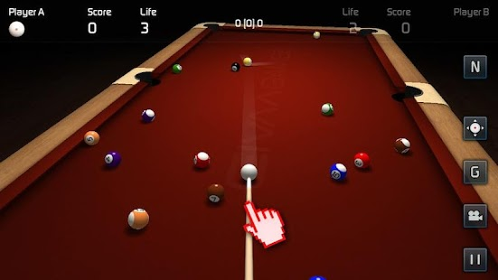 3D Pool Game- screenshot thumbnail