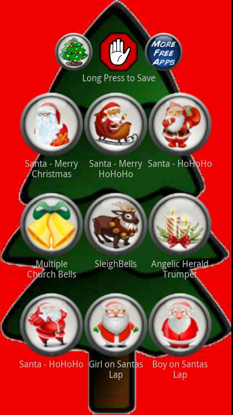 Christmas Ringtones- screenshot