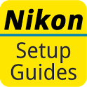 Nikon Setup Guides icon