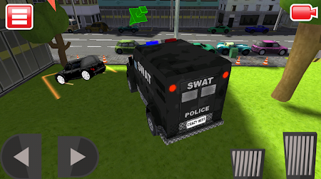 Police Car Simulator in 3D 1.0 screenshot 99092