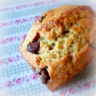 *Jaffa Cake Muffins*