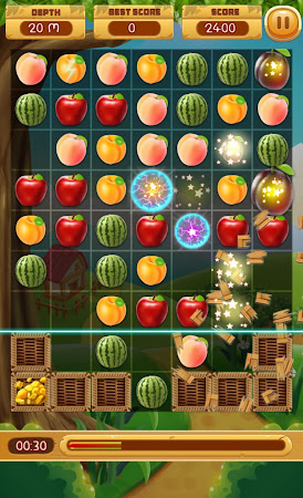Fruit Crush - Match 3 games 1.2 screenshot 242258