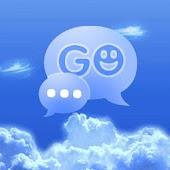 GO SMS Theme Clouds Sky Buy