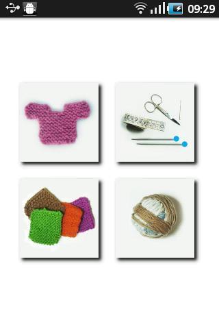 Knit- screenshot