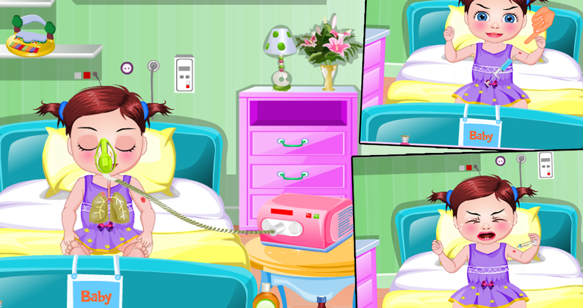 Free Baby Doctor – for Kids - screenshot
