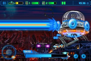 Screenshot of Ultimate Mission 2