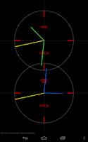 Screenshot of 2Timer Clock Live Wallpaper