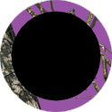 Mossy Oak Purple Ring Theme icon