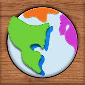 Kids Maps - U.S. Map Puzzle