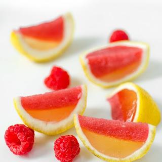 How To Make Raspberry Lemonade Jello Shots.