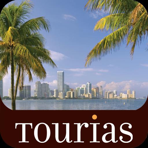 Florida Travel Guide - TOURIAS LOGO-APP點子
