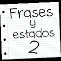 Frases y estados 2 icon