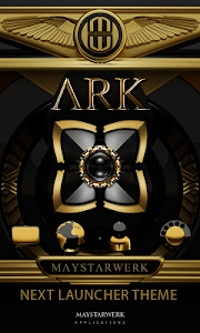 Next Launcher Theme Ark v2.33 [233]