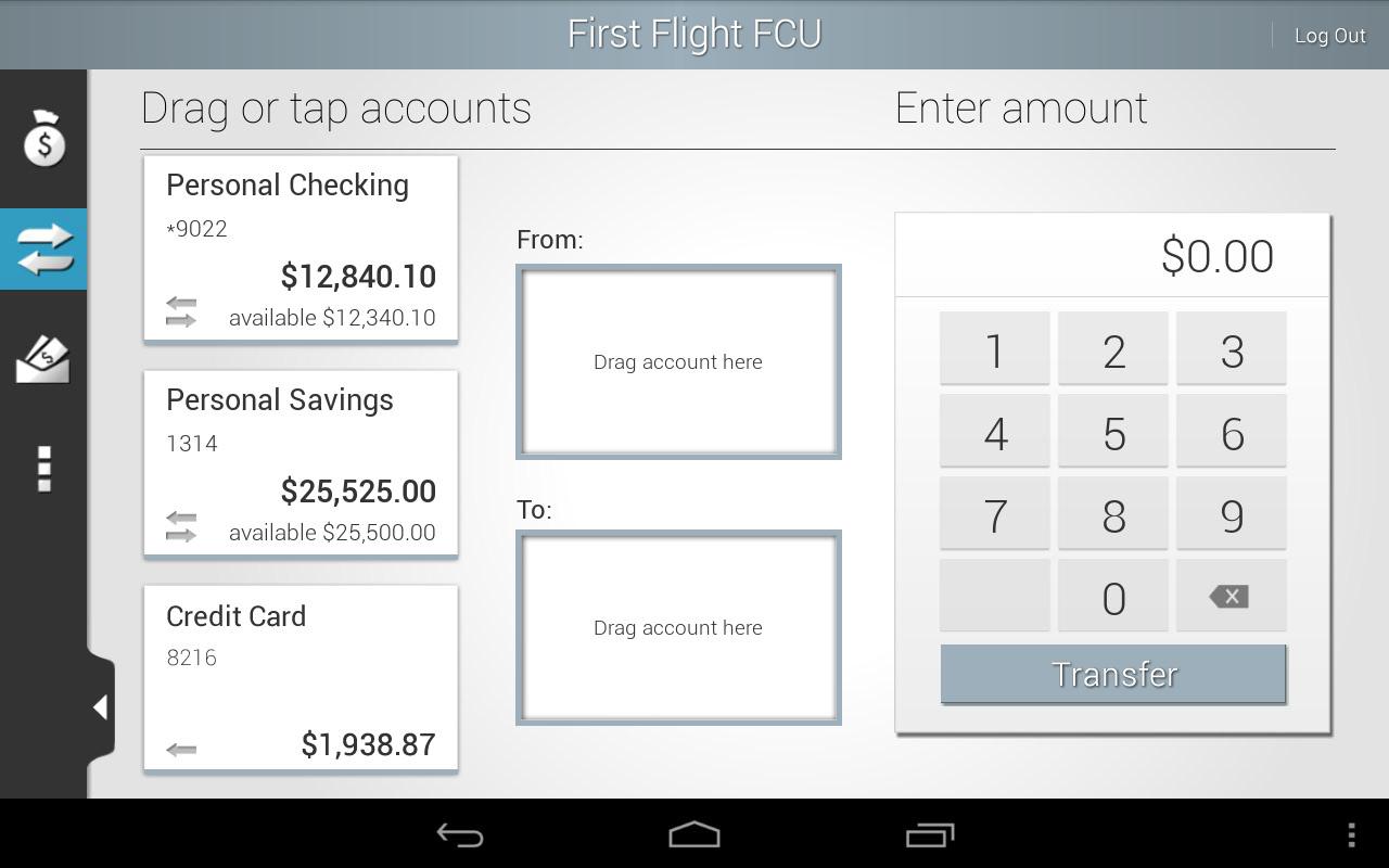 First Flight FCU - screenshot