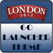 London 2012 GO Launcher Theme