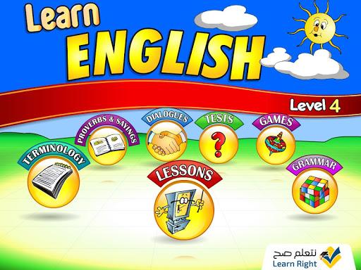 Learn English - Level 4