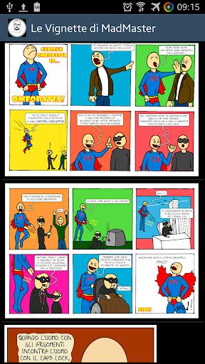 【免費漫畫App】Le Vignette di MadMaster-APP點子
