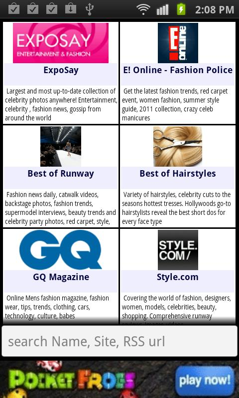 Mobo Fashion Trends & Deals - screenshot