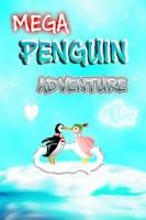 Screenshot of Mega Penguin Adventure