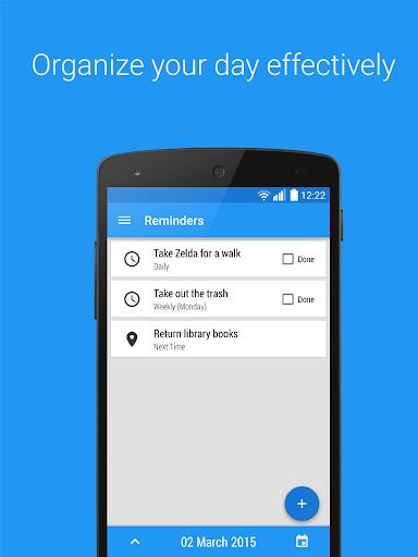 Reminders - 任务提醒