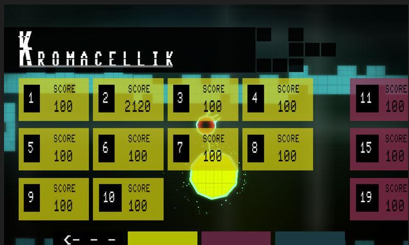 KromacelliK screenshot #2