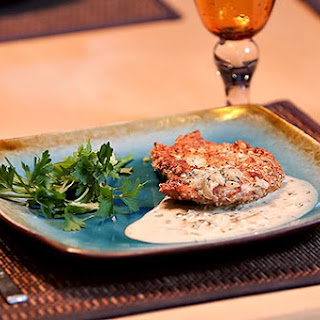 Hazelnut Crusted Chicken with Stealth Coconut.