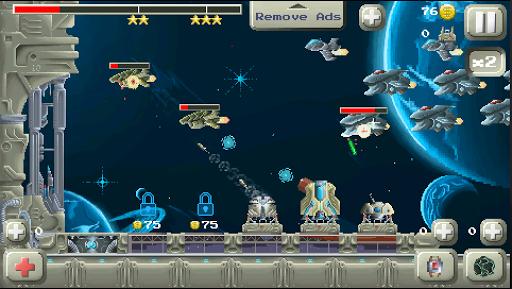 Deep Space Tower Defense