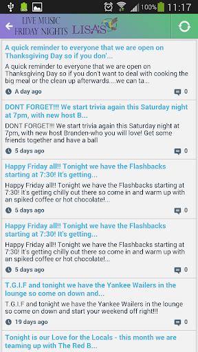 【免費生活App】Lisa's Restaurant & Catering-APP點子