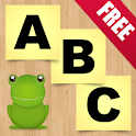 Animals Spelling Game for Kids icon