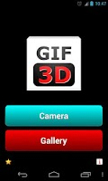 Screenshot of GIF 3D Free - Animated GIF