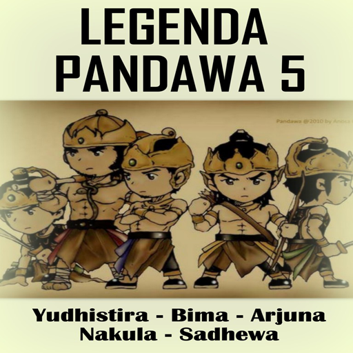Legenda Pandawa LOGO-APP點子