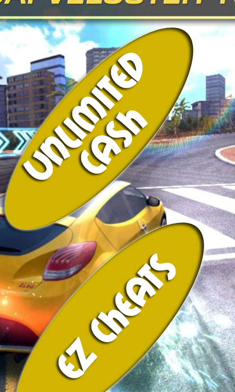 Asphalt 7 Cheats Heat Guides - screenshot
