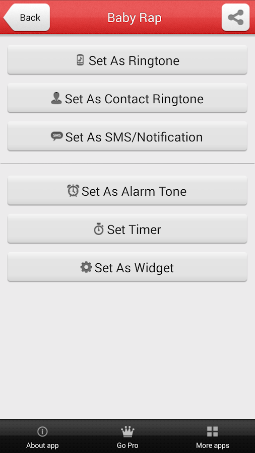 Best Ringtones Free - screenshot