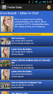 NYIT Pocket Campus Slate- screenshot thumbnail