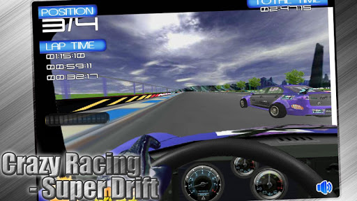 Crazy Racing - Super Drift