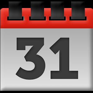 Simple Calendar Widget 2 1 Apk, Free Productivity Application