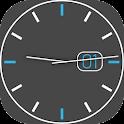 Date Clock - UCCW Skin icon