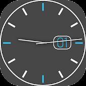 Date Clock - UCCW Skin